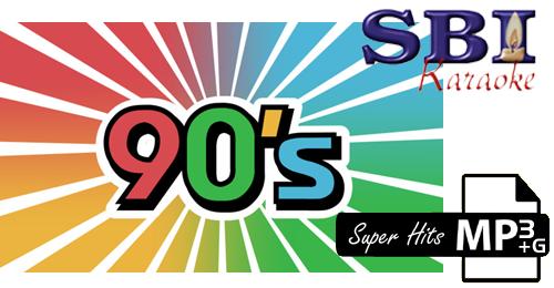 90'S HITS SUPER HITS - SBI ALL STARS