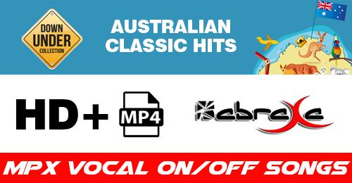 AUSTRALIAN CLASSIC HITS - ABRAXA