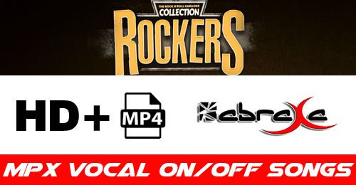 ROCKERS COLLECTION - ABRAXA