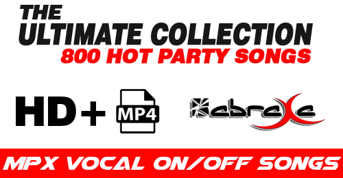ULTIMATE COLLECTION (800 SONGS) - ABRAXA - MS62