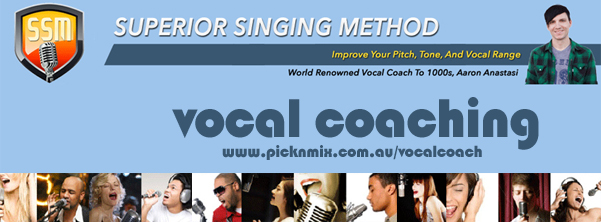 Improve Your Vocal Performance With World-Renowned Vocal Instructor, Aaron Anastasi - Click To View