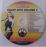 CHART HITS VOLUME 07 - SUNFLY (MPX) - NO COVER - AUD $5.25 by khe.co.nz - 00 613 9703 0111