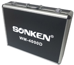 SONKEN 4000D - 2X WIRELESS MICROPHONES  - AUD $599.99 by khe.co.nz - 00 613 9557 5110