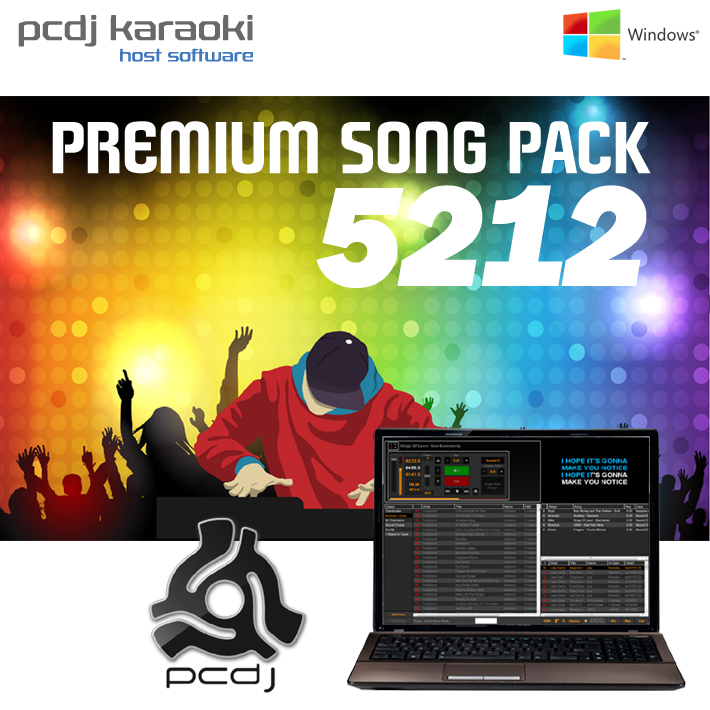 PCDJ KARAOKI + 5212 PREMIUM SONG PACK  - AUD $8,657.51 by khe.co.nz - 00 613 9557 5110
