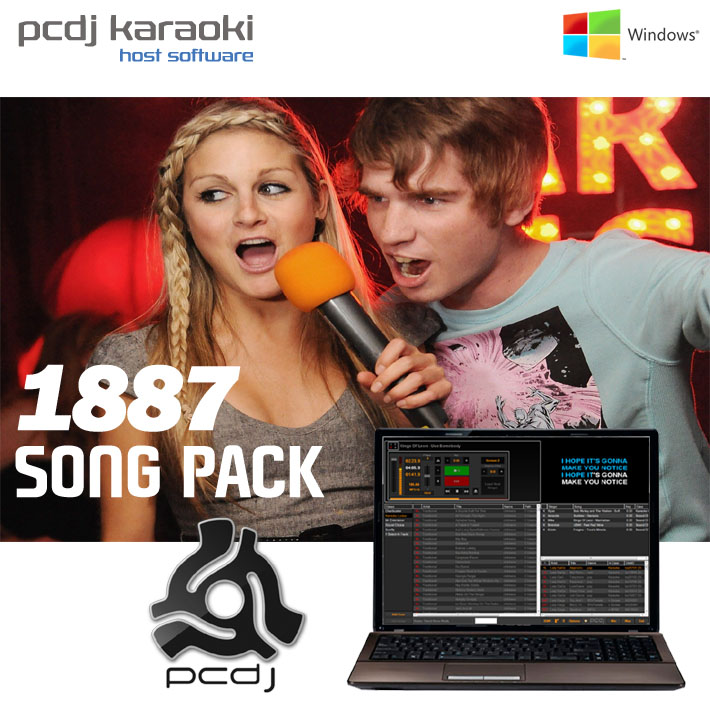 PCDJ KARAOKI + 1830 SONG PACK  - AUD $3,010.75 by khe.co.nz - 00 613 9557 5110