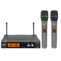 2x Professional Wireless Microphones